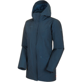 Mammut Chamuera HS Thermo Hooded Parka Women, wing teal